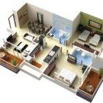 Position Home Design Plans Single Floor House
