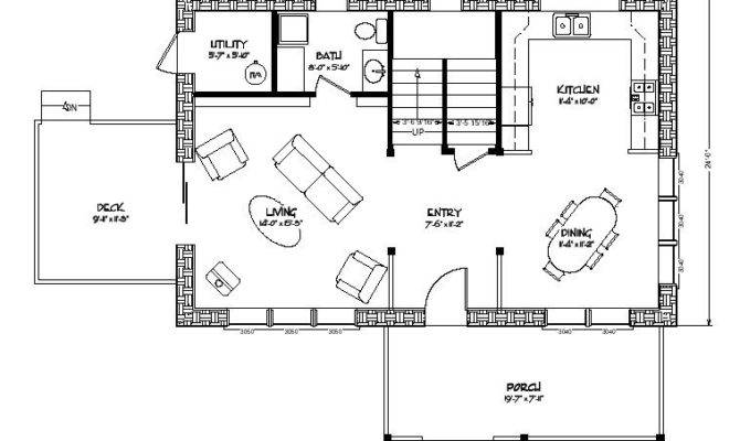 Post Beam Construction Floor Plans