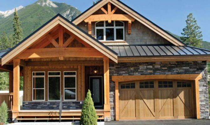Post Beam Houses Home Designs