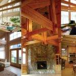 Posts Beams Honka Log Homes Usa