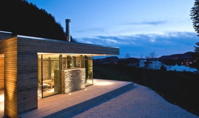 Practice Gudmundur Jonsson Architect Have Designed Modern Cabin