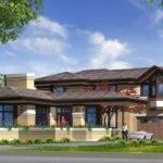 Prairie Box House Plans