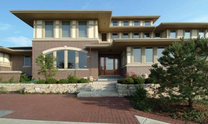Prairie Craftsman Architecture Marshall Architects