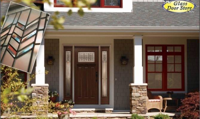 Prairie Craftsman Door
