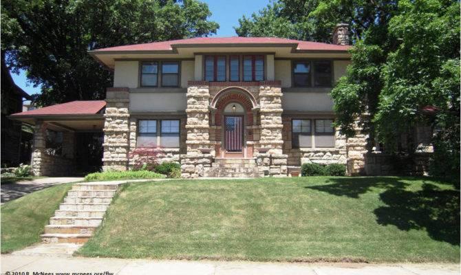 Prairie School Architecture United States State