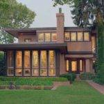 Prairie Style Circa Old Houses