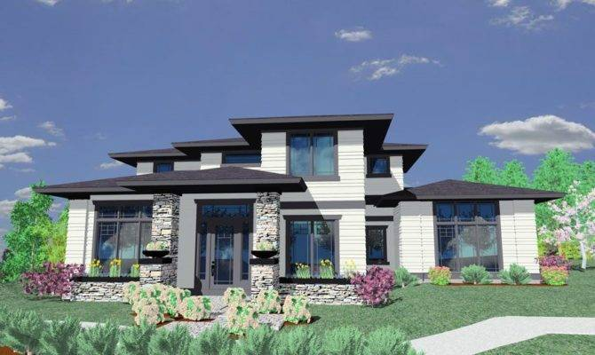 Beware There Are 9 Prairie Style House Plans Will Blow Your Mind House Plans