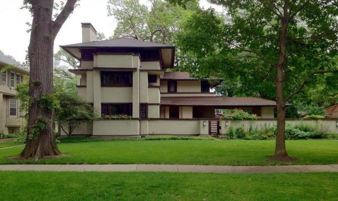 Prairie Style Interior Design Frank Lloyd Wright