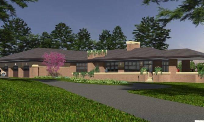 Prairie Style Ranch Homes Ideas