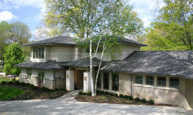 Prairie Style Ranch Remodel Richard Taylor Architects