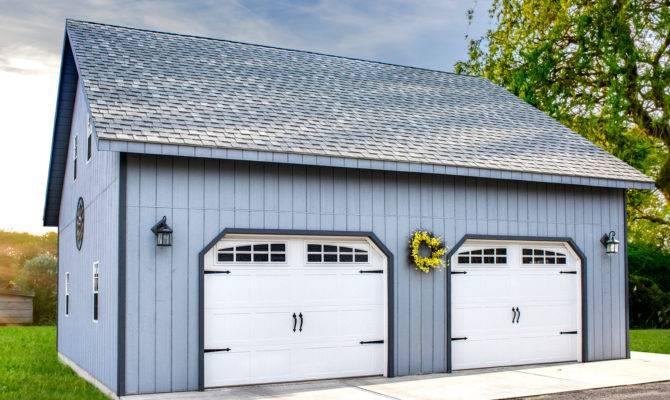 Prefab Garage Kit Steel Kits Buildings Modular Pre