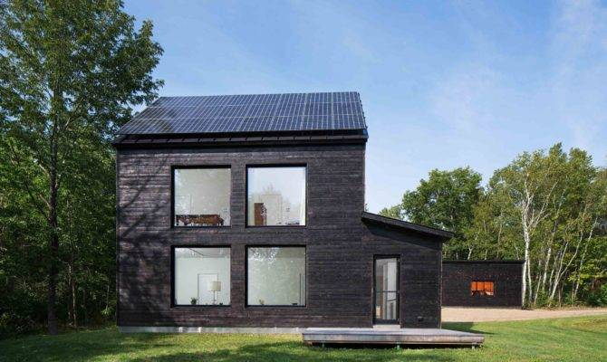 Prefab Homes Logic Offer Rural Modernism