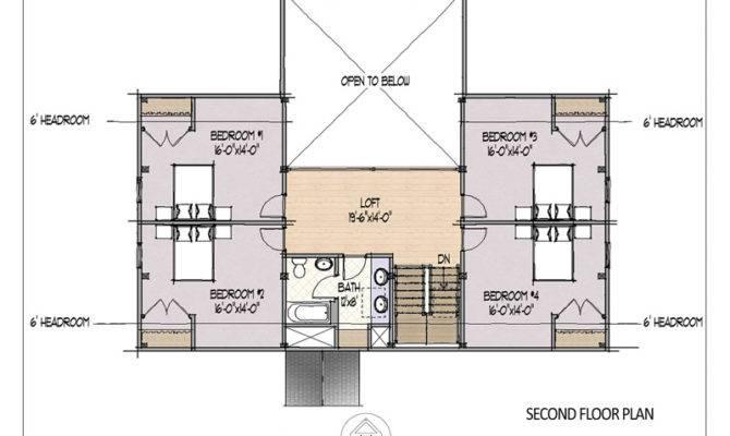Prefab Post Beam Barn Home Floor Plans Classic