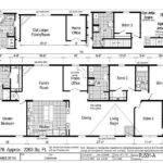 Prefabricated Homes Floor Plans Modern Prefab Home
