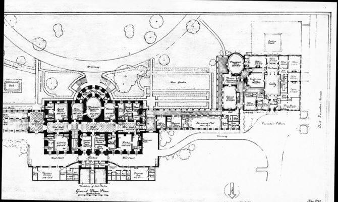 Press Room Floor Plan White House Historical