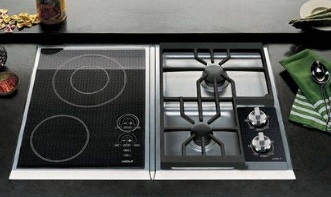 Price Gas Induction Combo Stove Top