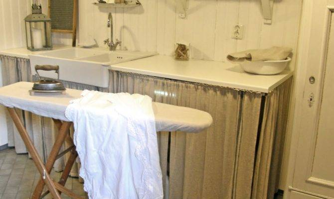 Primitive Laundry Room Ideas Pinterest Rustic