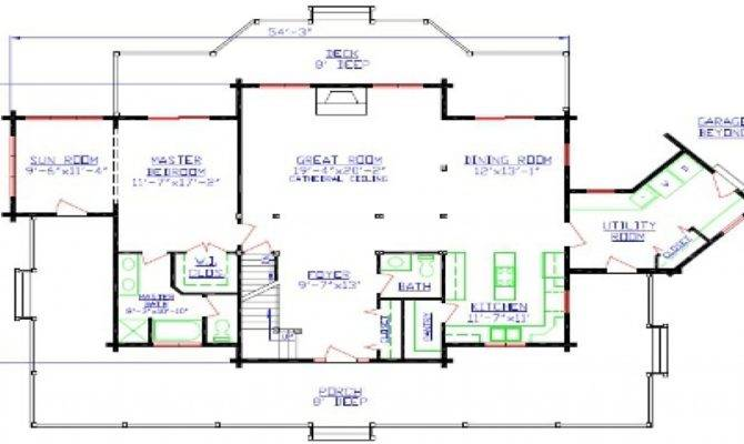 Printable House Floor Plans