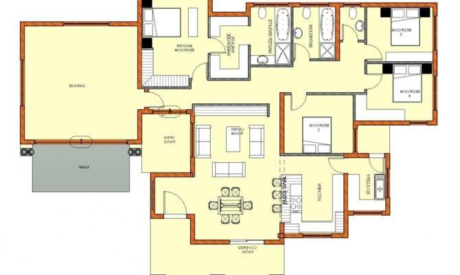 Printable House Plans South Africa