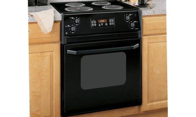 Profile Kitchen Drop Electric Range Jmp Blbb Arthur