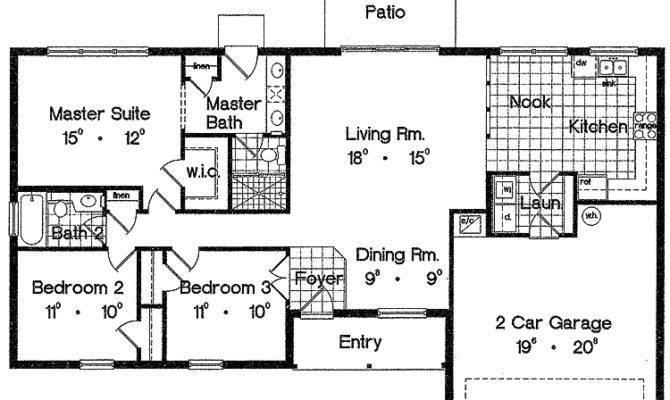 Floor Plans Block Out Finalization