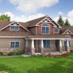 Proiecte Casa Etaj One Story Craftsman House Plans
