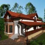Proiecte Case Teren Deschidere Mica Narrow Lot House Plans