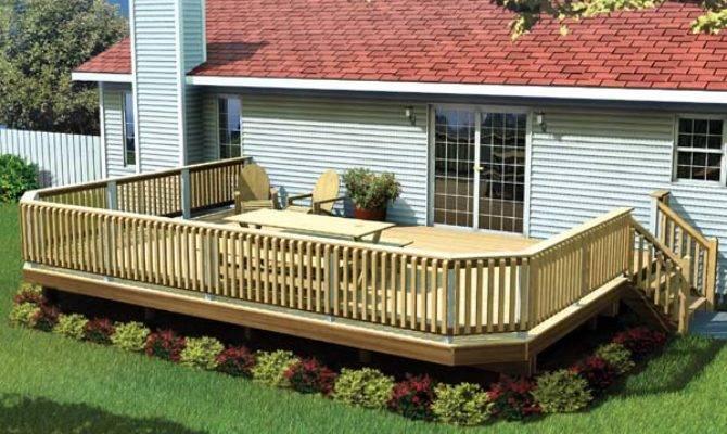 Project Plan Fancy Raised Deck