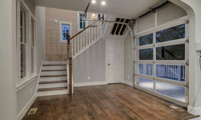 Pros Cons Garage Doors Inside Home Bynum