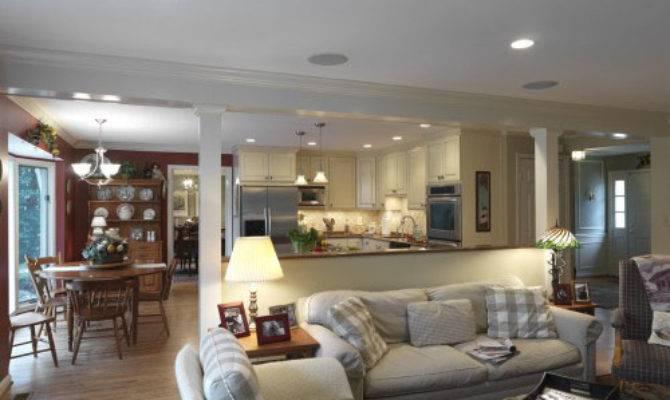 Pros Cons Open Floor Plans Case Design Remodeling