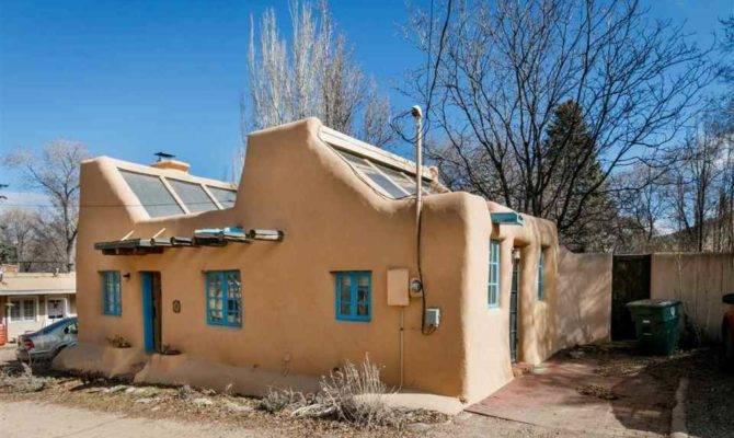 Pueblo Style Solar House Santa Small Bliss