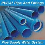 Pvc Pipe Upvc Conduit