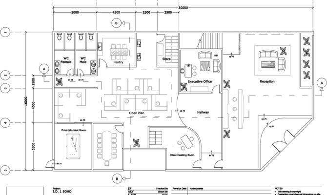 Quantum Interior Design Soho Small Office Home