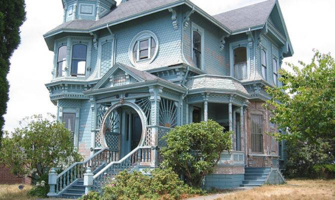 Queen Anne Arcata Flickr Sharing