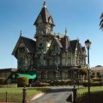 Queen Anne Carson Mansion Eureka California Style