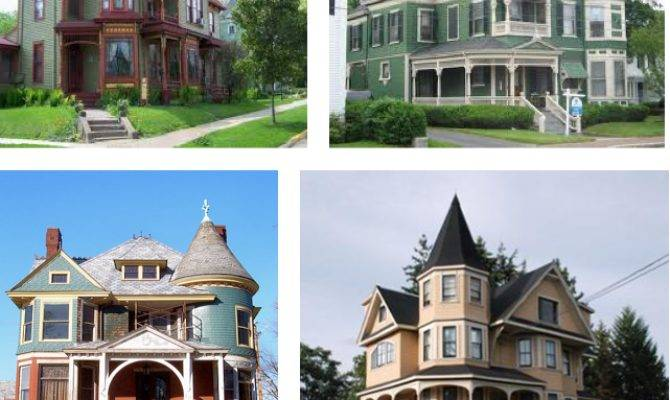 Queen Anne Style Architecture Art England