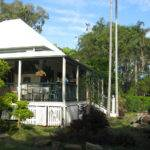 Queenslander Home Cool Wraparound Verandah Sit Relax