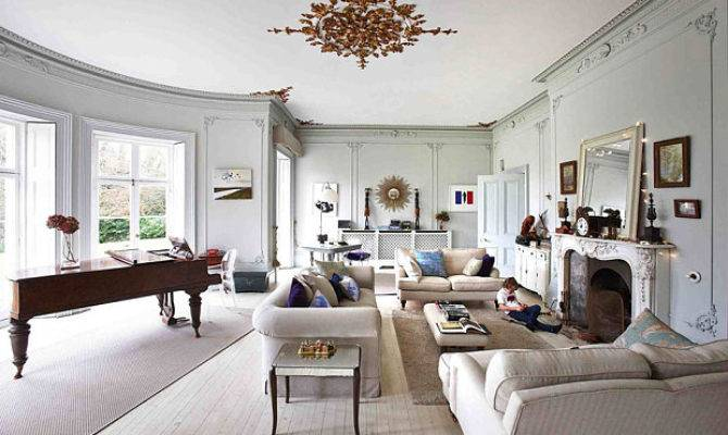 Radically Revamped Georgian Country House Telegraph