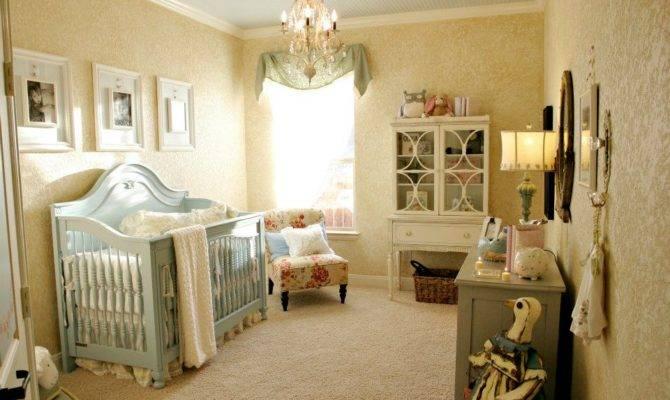 Ragged Wren Shabby Chic Nursery