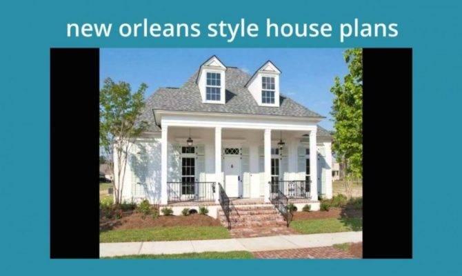 Raised House Plans New Orleans Arts