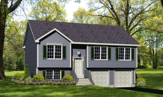 Raised Ranch House Plan Home Designing Service Ltd