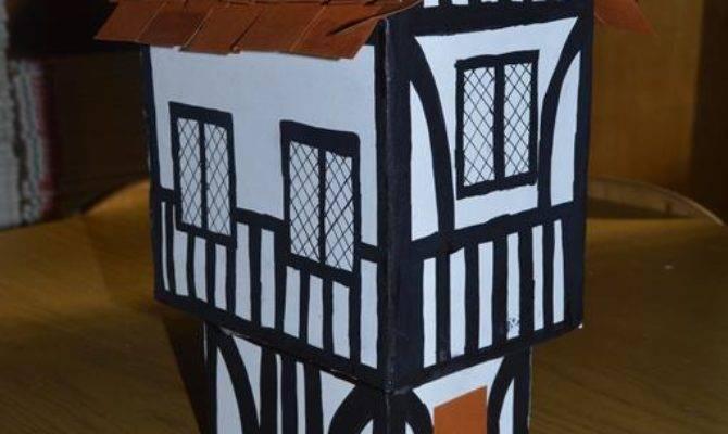 Ralph Sadleir School Year Home Made Tudor Houses