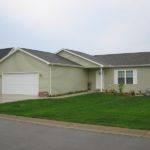 Ranch Exteriors Rochester Homes Faith Design