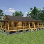 Ranch Farmhouses Wrap Around Porches Pinterest