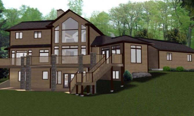 Ranch Floor Plans Walkout Basement Inspirational