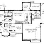 Ranch Floor Plans