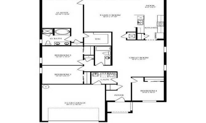 Ranch Home Floor Plans Popular Monster House