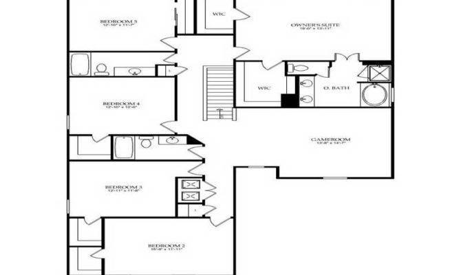 Ranch Home Floor Plans Popular Owner Suite