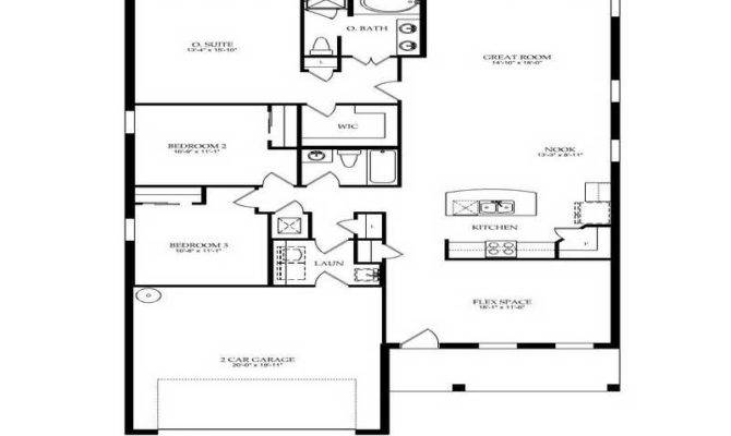 Ranch Home Floor Plans Popular