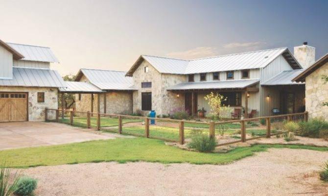 Ranch Home High Ridge House Exterior Dreams Burleson